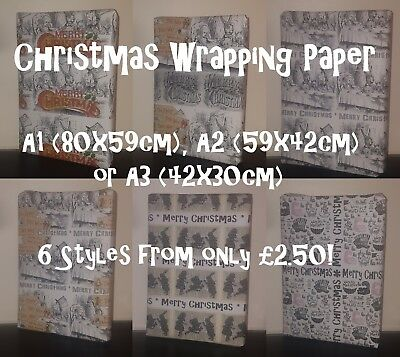 ALICE IN WONDERLAND MUSIC Wrapping Paper mad hatter cheshire Size A1//A2//A3
