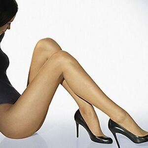 b405b340754 Image is loading NWT-Wolford-LUXE-9-Tights-caramel-size-L-
