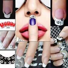15 3D Design Adesivi per unghie Nail Art Sticker Manicure decorazione Hot SA88