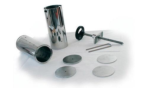 Paderno Sambonet Pressapolipo Stampo polipo professionale acciaio inox