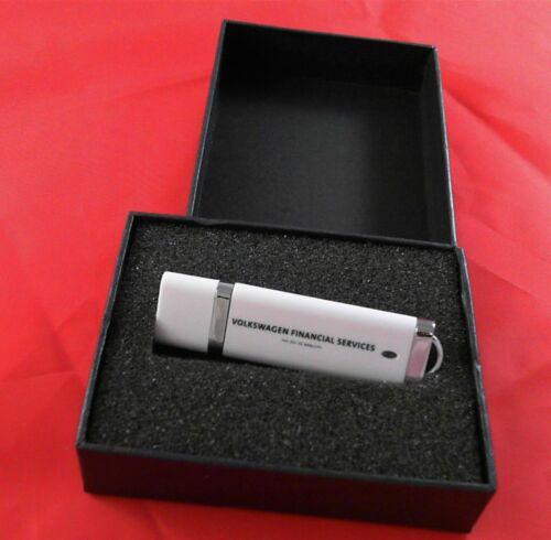 VW USB Stick 16GB weiss in Geschenkbox