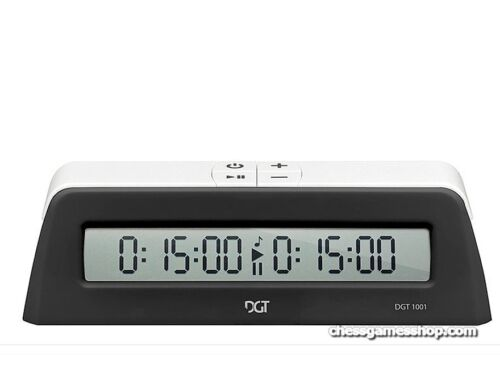 DGT 1001 Orologio digitale per scacchi DGT 1001