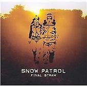 Snow Patrol - Final Straw (2004) Used