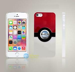 on sale 9c331 bae82 Details about Pokemon Go Pokeball Balls Game Phone Case Cover Iphone 4 4s 5  5s 5c 6 6s 6sPlus