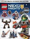 LEGO NEXO KNIGHTS Ultimate Sticker Collection by DK Publishing (Paperback, 2016)