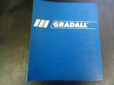 Gradall 534b Loed Mulit Purpose Material Handler Service Manual 9020 7317
