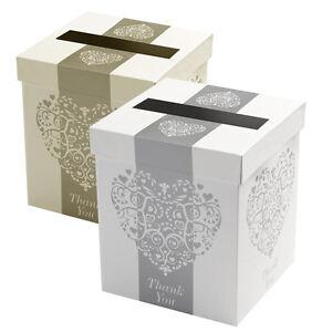 Geschenke Geldbox Vintage Romance Hochzeit Briefbox Geldgeschenke