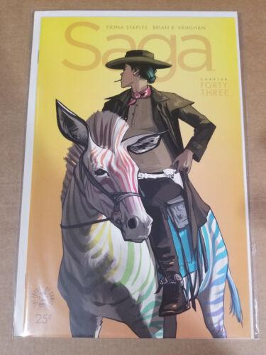 Saga #43 NM