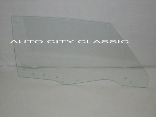 1970-1972 Chevelle RH Door Glass 2 DR HT Convert Skylark Cutlass Tempest Clear