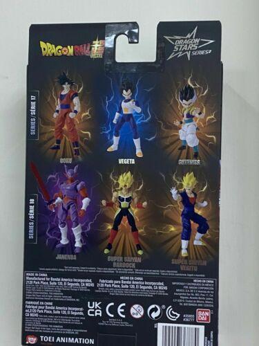 NEW Bandai Dragon Ball Super Stars Super Saiyan Vegito AF USA Seller MIB