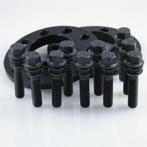 H/&r Blackline Espaceurs 46957161 également pour VW Touareg 7p écrit 46 mm//Axe