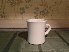 Vintage White Buffalo China Heavy Duty Restaurant Ware Coffee Mug