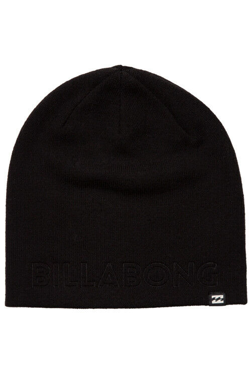 Billabong Herren Mütze STAN (Black)