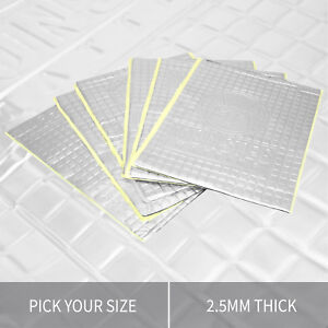 Extra-Thick-Butyl-Sound-Proofing-Vibration-Deadening-Sheets-Mat-for-Car-Van