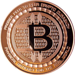 forget Bitcoin 1 oz Copper Round We do not forgive