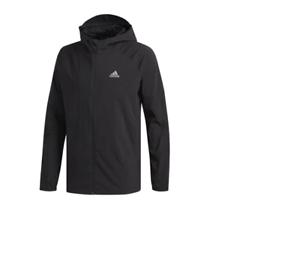 1361208cc3bb NWT Adidas Mens Hooded Lightweight Jacket--SID Fz Hdy Wvn CZ5126 Sz ...