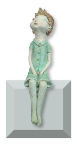 Edges stool young Toni Figure Sculpture Art Deco Weatherproof 45cm