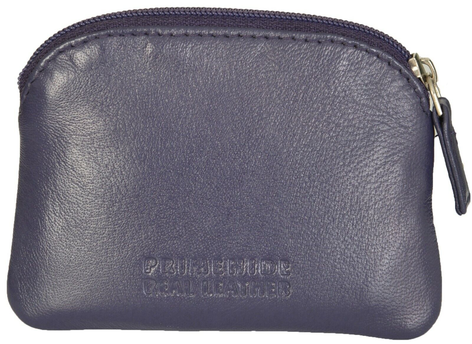 PRIMEHIDE LADIES SMALL LEATHER ZIP AROUND COIN PURSE 9 FAB COLOURS STYLE 761