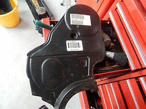 Details about VOLVO S60 V70 D5 TIMING CAM BELT TOP COVER ENGINE CODE D5244T