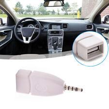 1x Aux Audio 35mm Male Plug To Usb 20 Female Converter Adapter Jack Car Parts Fits 2009 Hyundai Santa Fe