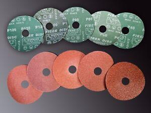 Discos-de-fibra-125x22-P40-Pack-100-ud