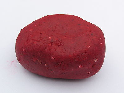 Appâts pour la pêche Rouge fraise pâte Carp Match Barbillon Pâte Appât Boilies 100 g