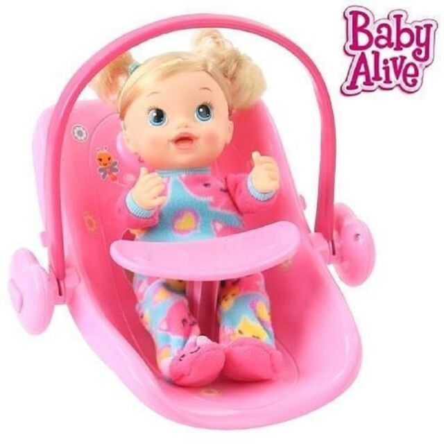 Baby Alive Doll Car Seat Model 20817715 | eBay