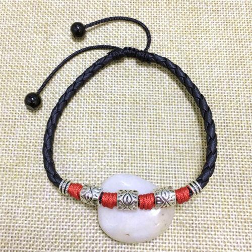 Hecho A Mano Pulsera Al Tobillo Para Hombre Mujer Cuerda Tobillera Descalzo Sandalias Beach Jewelry ZY