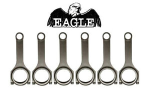 EAGLE-FORGED-H-BEAM-CONNECTING-RODS-FOR-NISSAN-350Z-INFINITI-G35-VQ35-VQ35DE