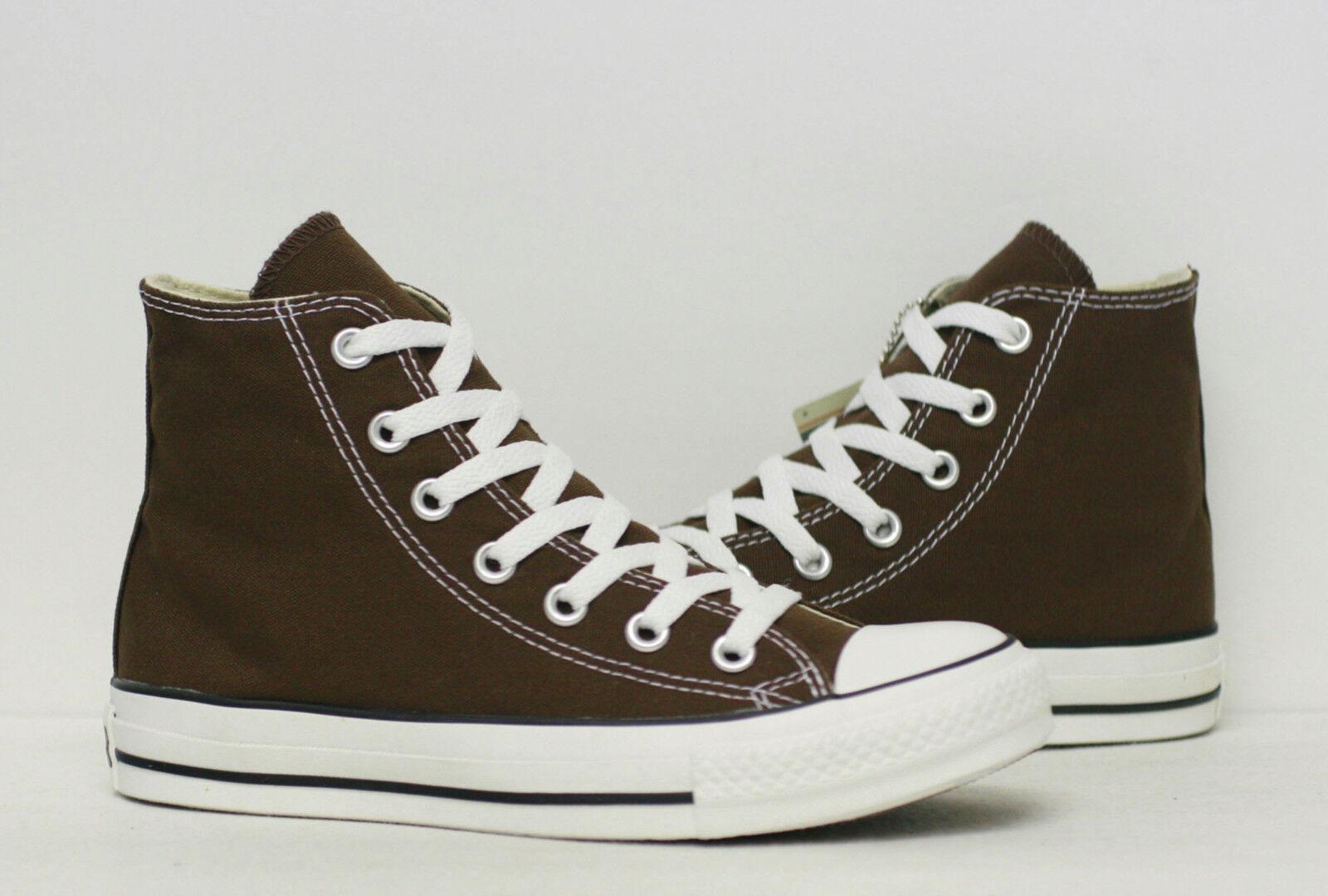 Converse All Star Chuck Taylor Chocolate Hi Shoes 1P626 Mens 3~12 Womens 5~14