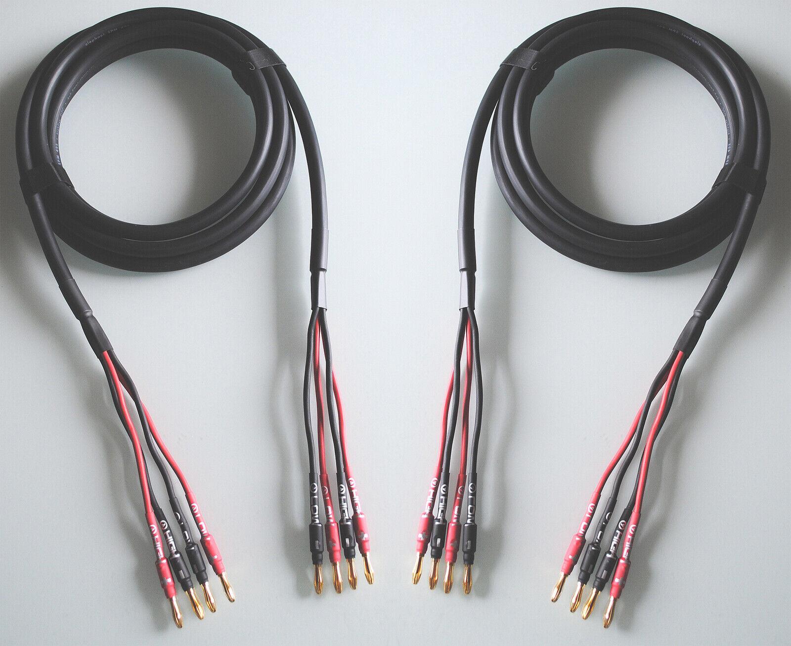Sommercable ELEPHANT SPM425   bi-amping Speaker-Kabel der Spitzenklasse