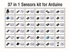 37pcs Sensor Module Kits For Raspberry Pi Arduino Uno R3 Mega2560 Mega328 Nano