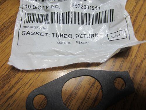 New Genuine OEM GM General Motors 97208191 Gasket
