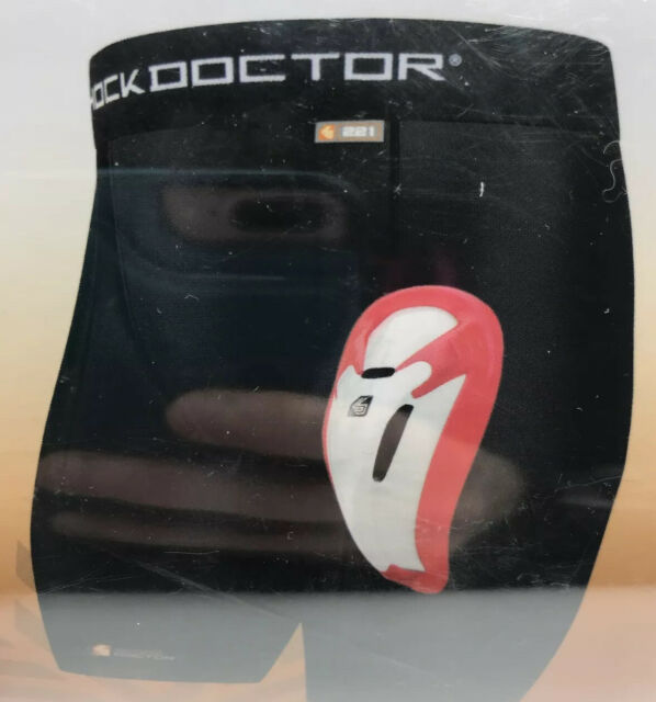 Shock Doctor 221 Mens Core Compression Support Large Cup Small Waist 30-32 NIOB for sale online