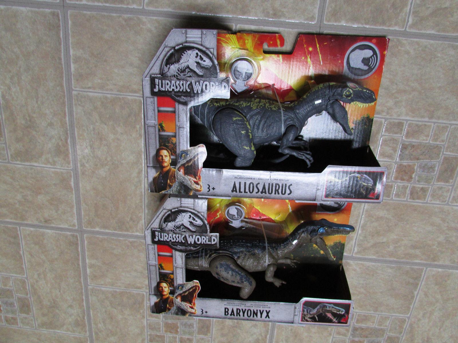 Jurassic World Fallen Kingdom Baryonix Allosaurus