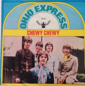 OHIO-EXPRESS-MINT-1968-Vinyl-7-039-039-Chewy-Chewy-Firebird-Buddah