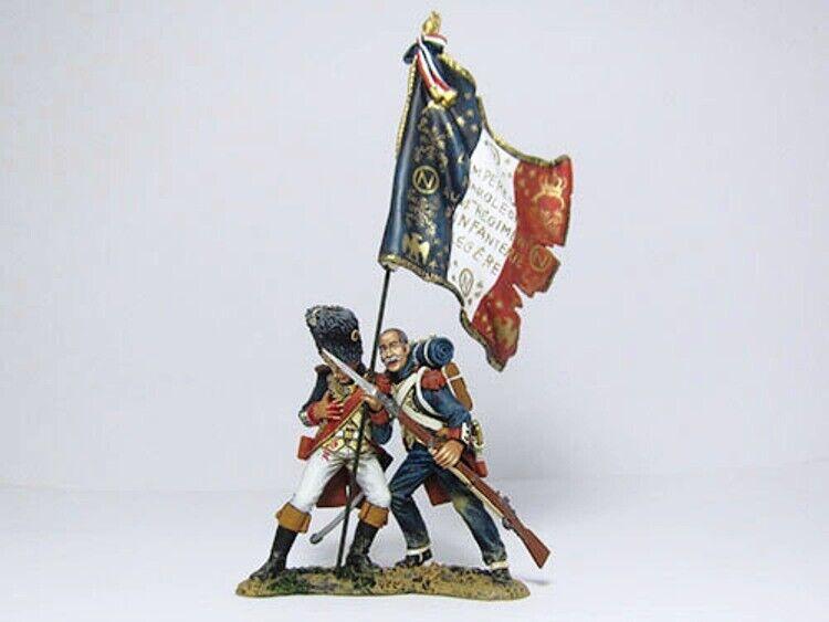 Team Miniatures Napoleonico Guerra NPL001 Francese Granatieri Saving The Farbei