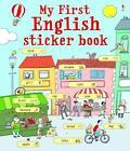 My First English Sticker Book von Sue Meredith (2011, Geheftet)