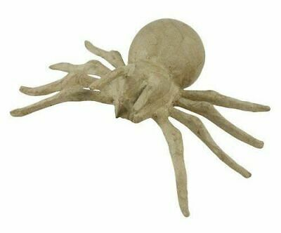 Subjects Decoupage Animals Cardboard Object Xs Spider 11x7x16cm D/écopatch Hobby Colors