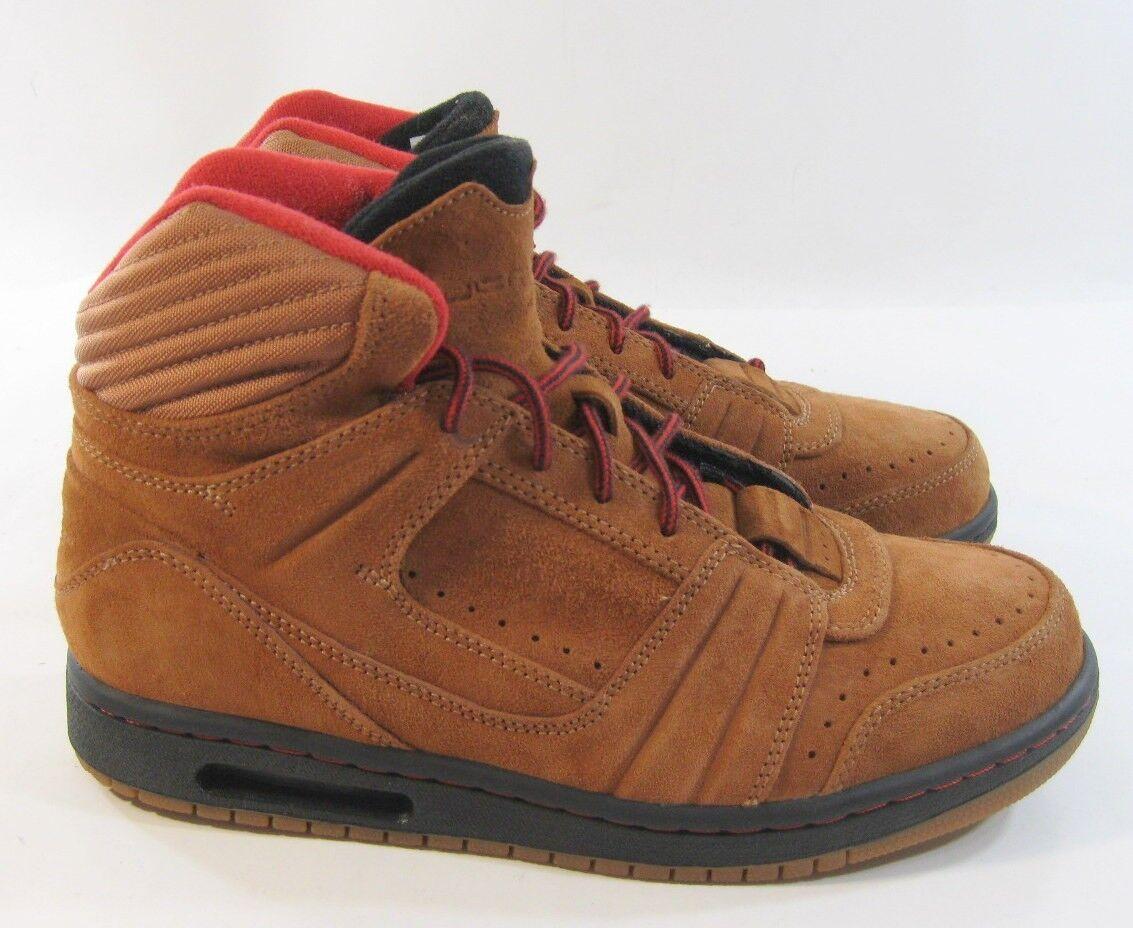 Air Jordan Hombre / l's tyle II COÑAC / Hombre Universitaria rojo / Negro 407680-202 6b5351
