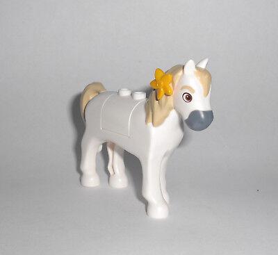 Angemessen Lego Disney Princess - Pferd Maximus Figur Horse Cassandra Rapunzel 41157 41065 AusgewäHltes Material