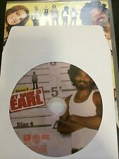 My Name is Earl – Season 3, Disc 4 REPLACEMENT DISC (not full season)