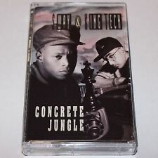 Sway & King Tech Concrete Jungle Cassette Tape Hip Hop Wake Up Show West Coast