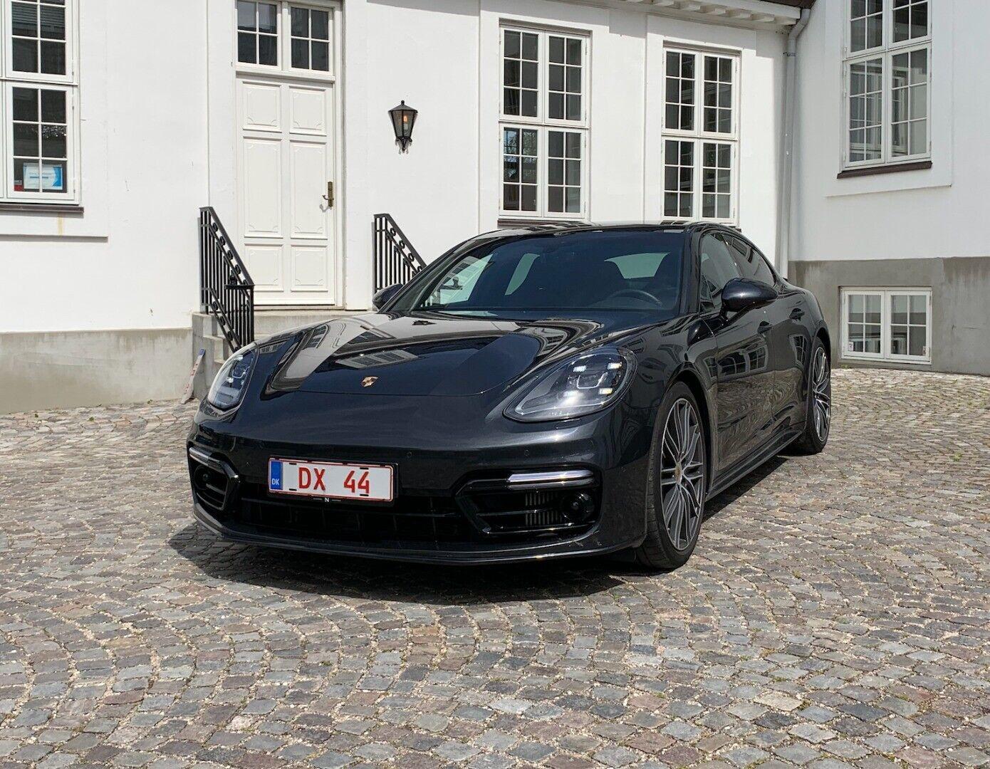 Porsche Panamera 4S 2,9 PDK 5d