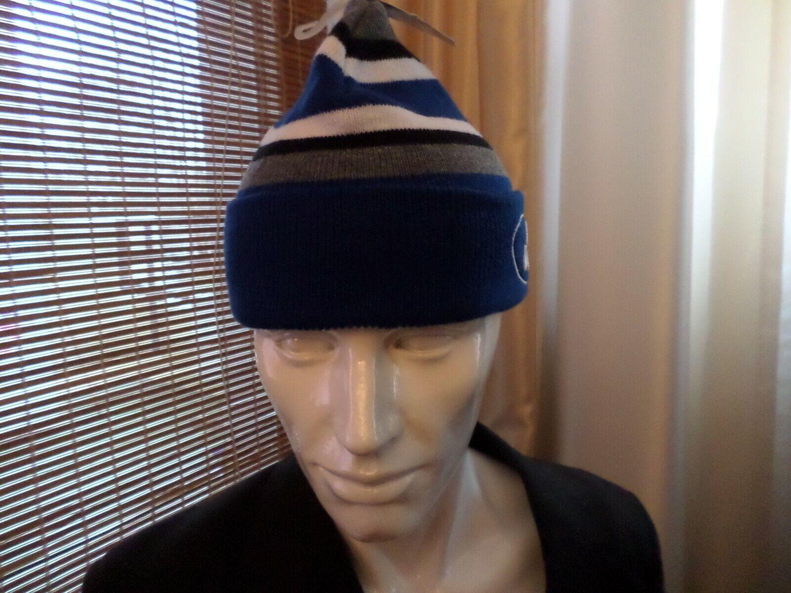Herren Wintermütze von FORD Blau 100%Acryl neu