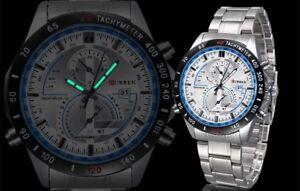 NEW-Curren-8149-Mens-Sport-Stainless-Steel-Quartz-Analog-Calendar-Wrist-Watch