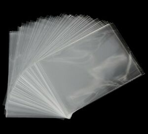 Image Is Loading 100pcs Clear Plastic Bags Packaging Candy Cookie
