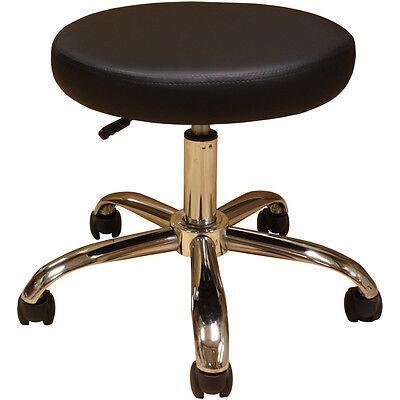 Fantastic 4 Medical Med Exam Examination Doctor Dr Stool Chair Black 19 Chrome Base Ebay Frankydiablos Diy Chair Ideas Frankydiabloscom