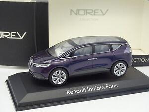 Norev-1-43-Renault-Initiale-Paris-Concept-Espace