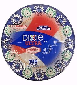 Image is loading Dixie-Ultra-Ultimate-Strength-with-Max-Shield-Technology-  sc 1 st  eBay & Dixie Ultra Ultimate Strength with Max Shield Technology 186 Paper ...